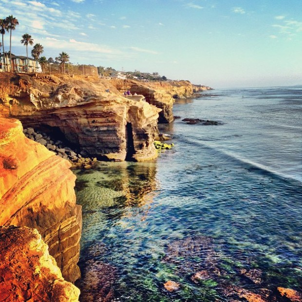 Fall In Chicago Wallpaper Woman 25 Falls To Death At Sunset Cliffs Nbc 7 San Diego