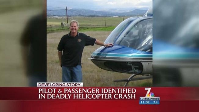 He Was Doing What He Loved\u0027 Friend of Chopper Crash Victim - NBC 7