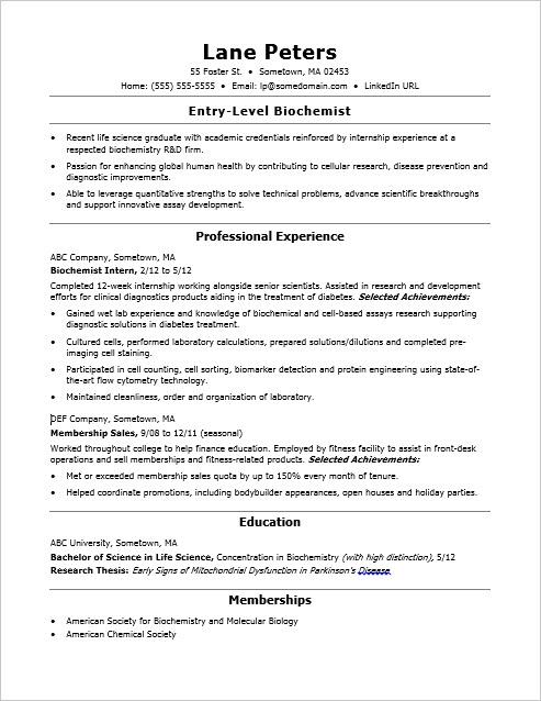 Entry Level Paralegal Resume Samples - entry level paralegal resume