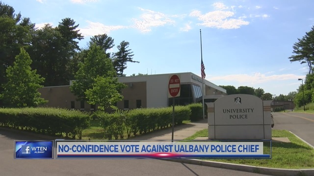 State PBA lacks confidence in UAlbany PD; culture of retaliation and - Nys University Police
