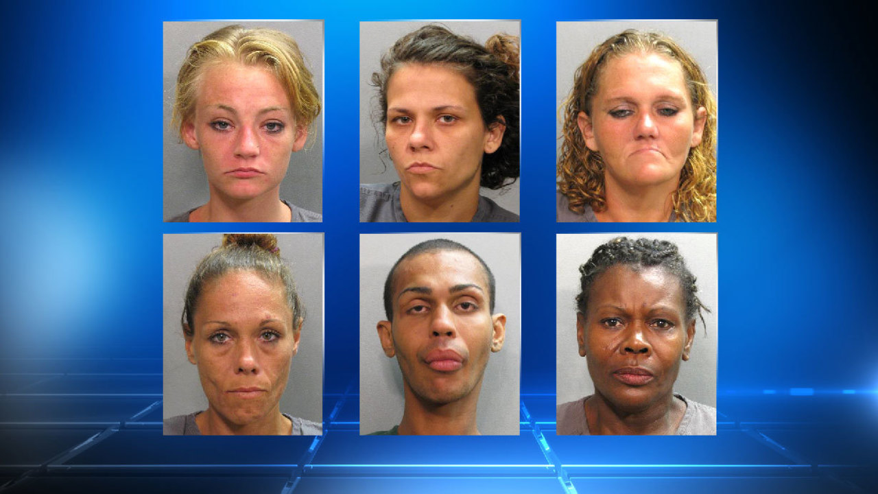 Ikea Jax 6 Arrested In Prostitution Sting