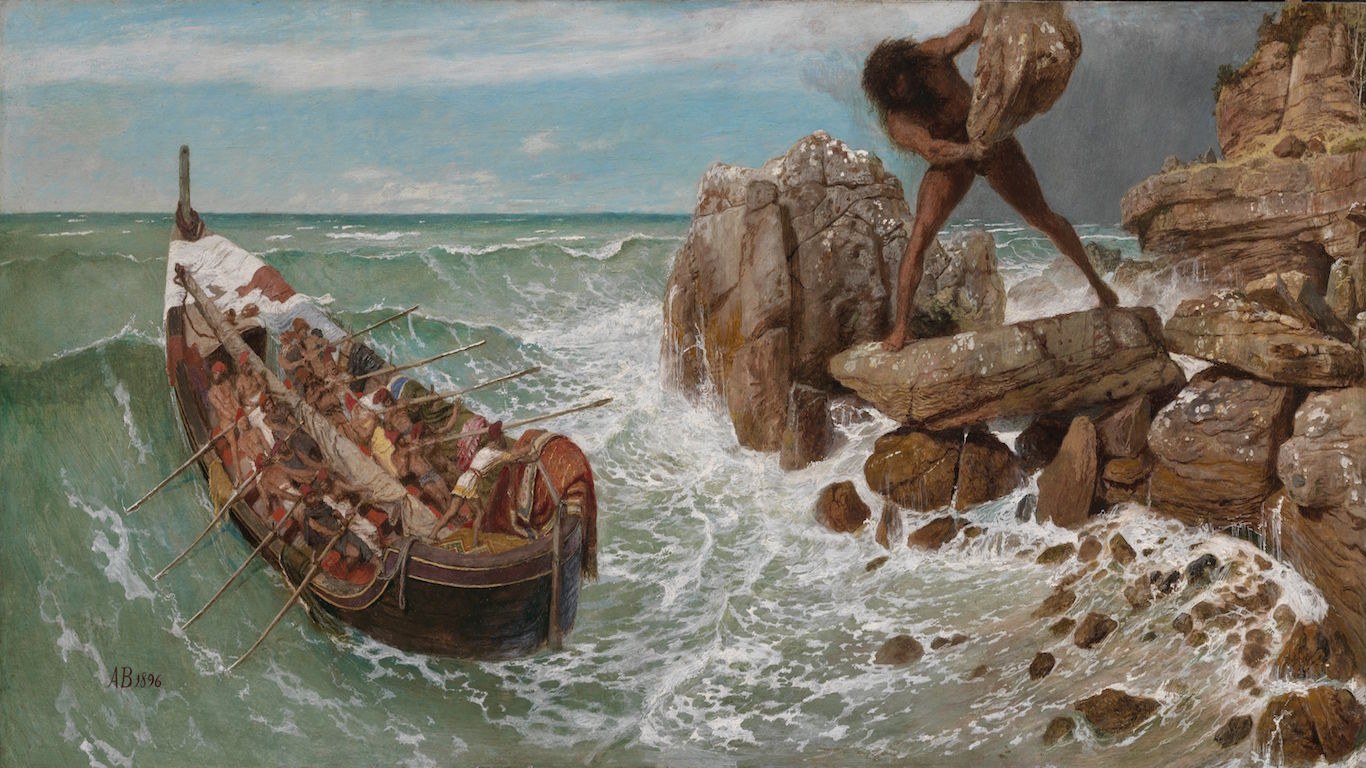 La Odisea Del Libro Newsela Myths And Legends Odysseus And His Odyssey The