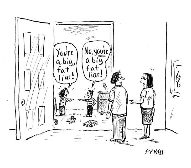 Daily Cartoon Friday, February 26th The New Yorker