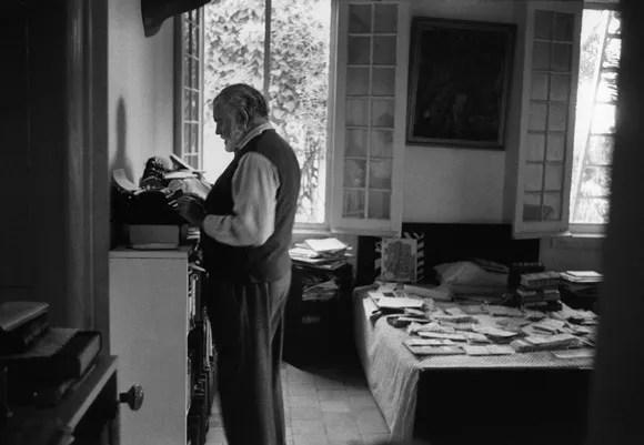 Hemingway Takes The Hemingway Test The New Yorker