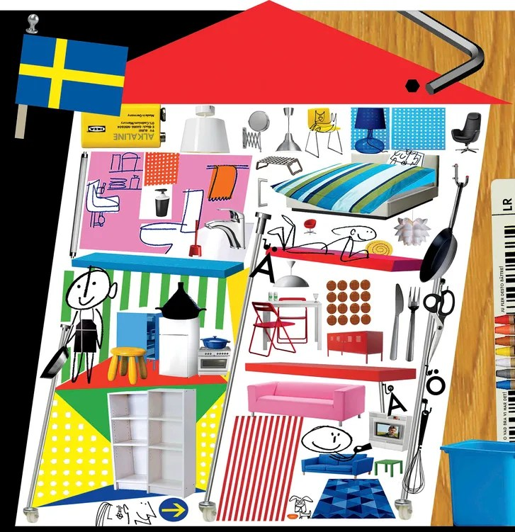 Is the IKEA Aesthetic Comfy or Creepy? The New Yorker