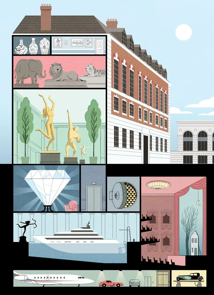 Royals Royal Car Wallpaper London S Most Mysterious Mansion The New Yorker