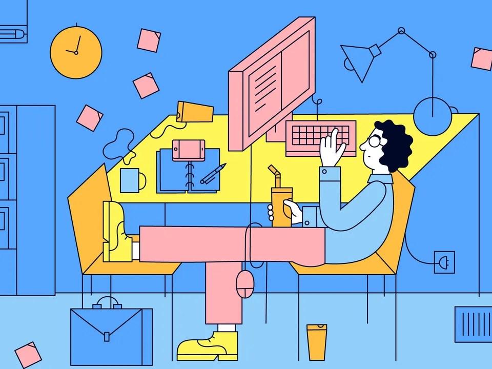 The Bullshit-Job Boom The New Yorker