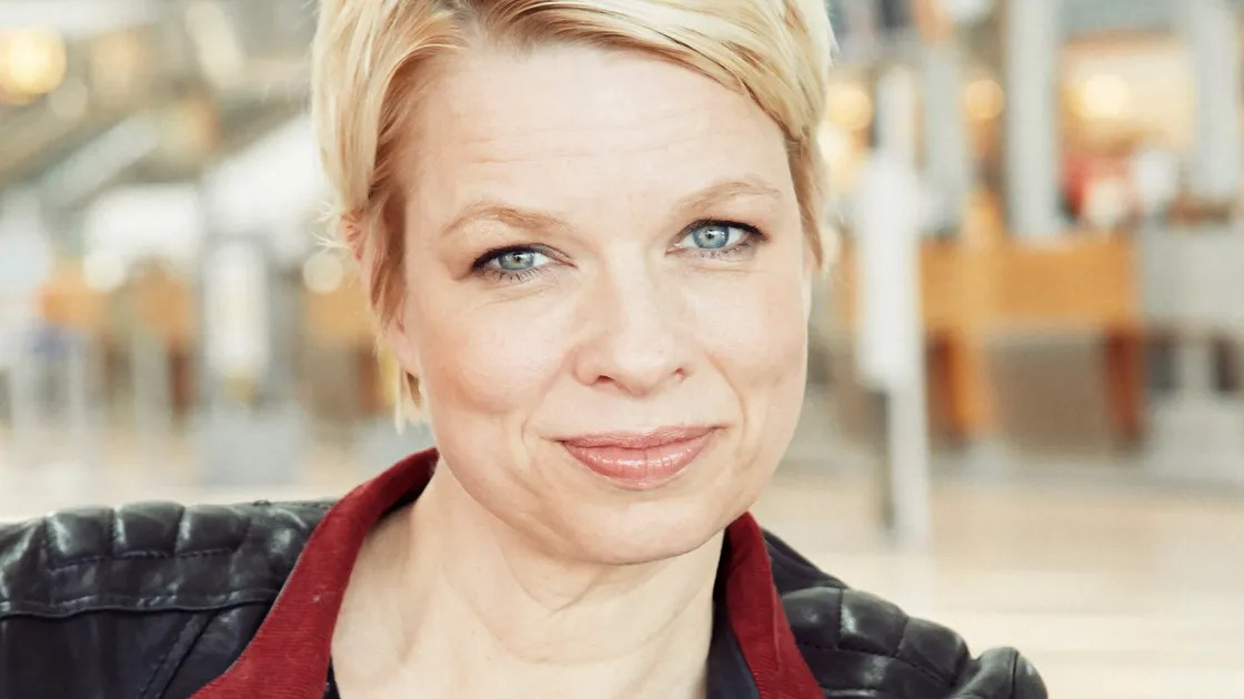 "Novel Books Love Linn Ullmann Reads ""time For The Eyes To Adjust"" The New"