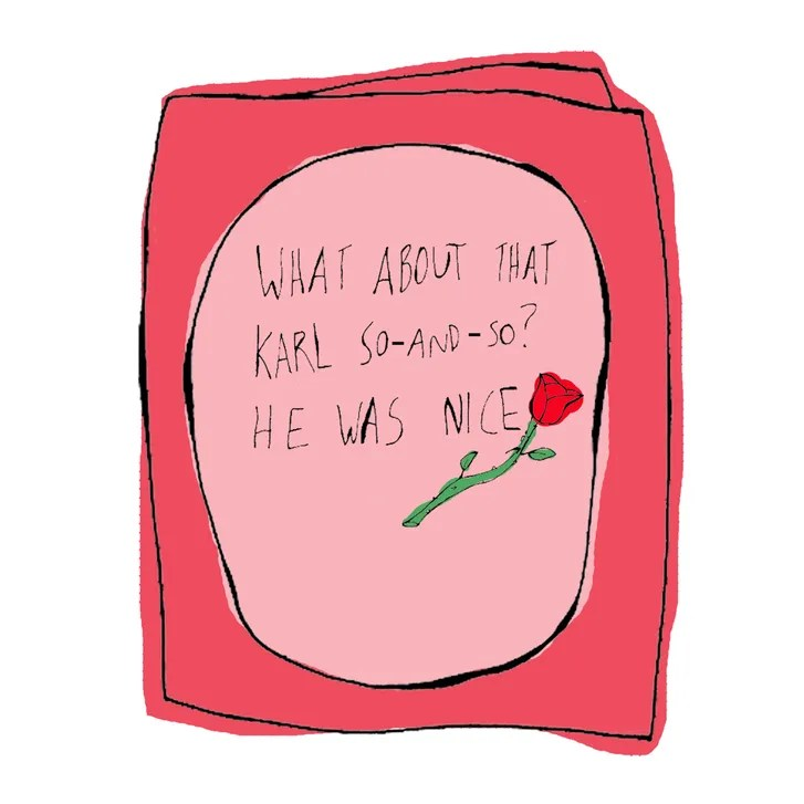Conciliatory Valentine\u0027s Day Cards from Mom The New Yorker