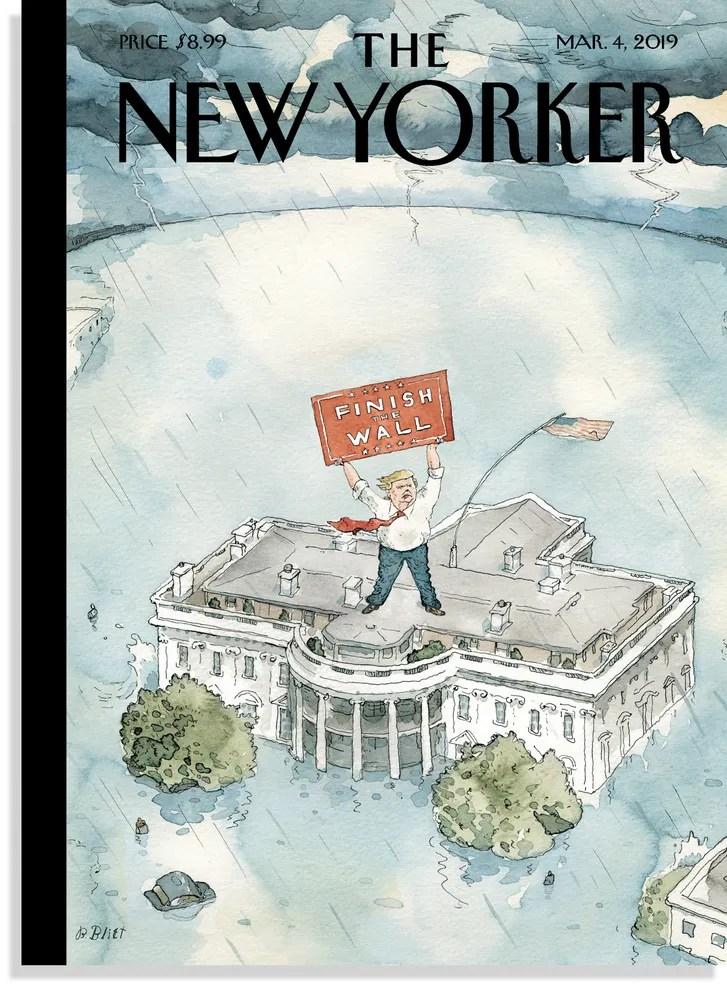 Barry Blitt\u0027s \u201cThe Real Emergency\u201d The New Yorker