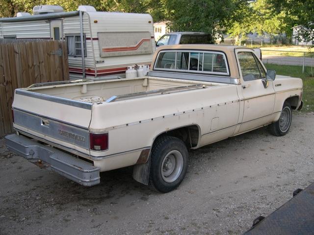 Needing a 1973-1987 Chevy -Gmc pickup for parts $300-$800 - Nex-Tech