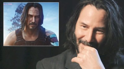 Keanu Reeves: Video Games Don't Need Hollywood Actors to ...