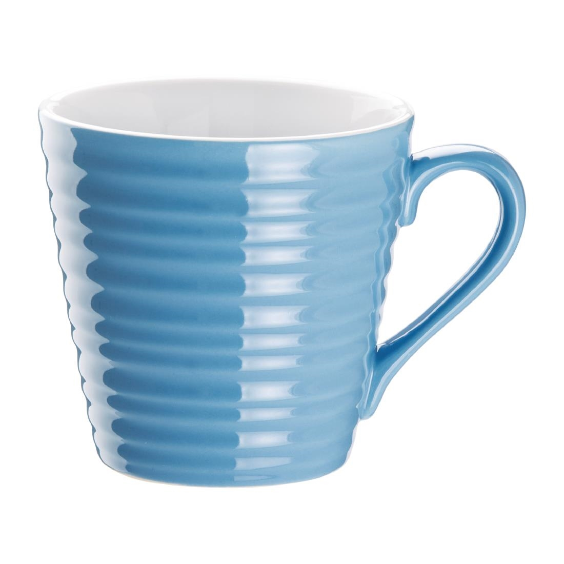 Mug A Cafe Olympia Café Aroma Mugs Blue 340ml