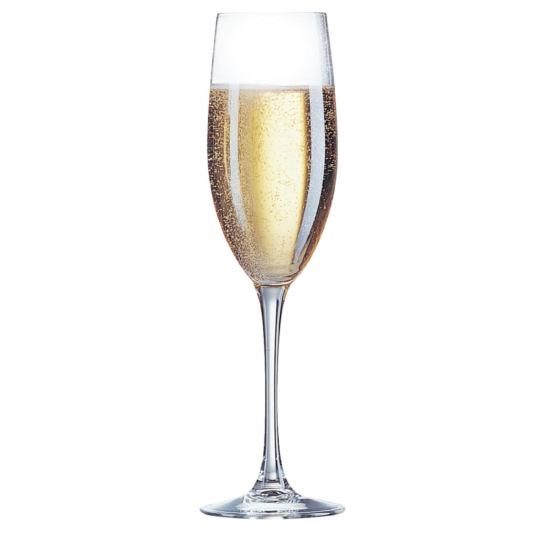 Champagner Glas Champagne Glass Transparent 83354 Enews