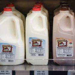 Single Source Hun Val Milk From Ringoes Gets Jersey Fresh Label Nj Com