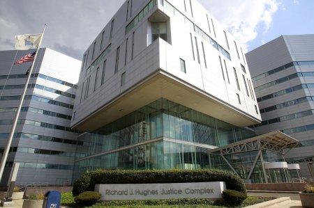 Hughes Justice Complex Nj