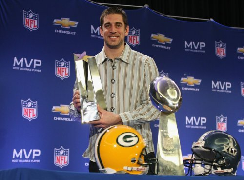 Medium Of Aaron Rodgers Commercial