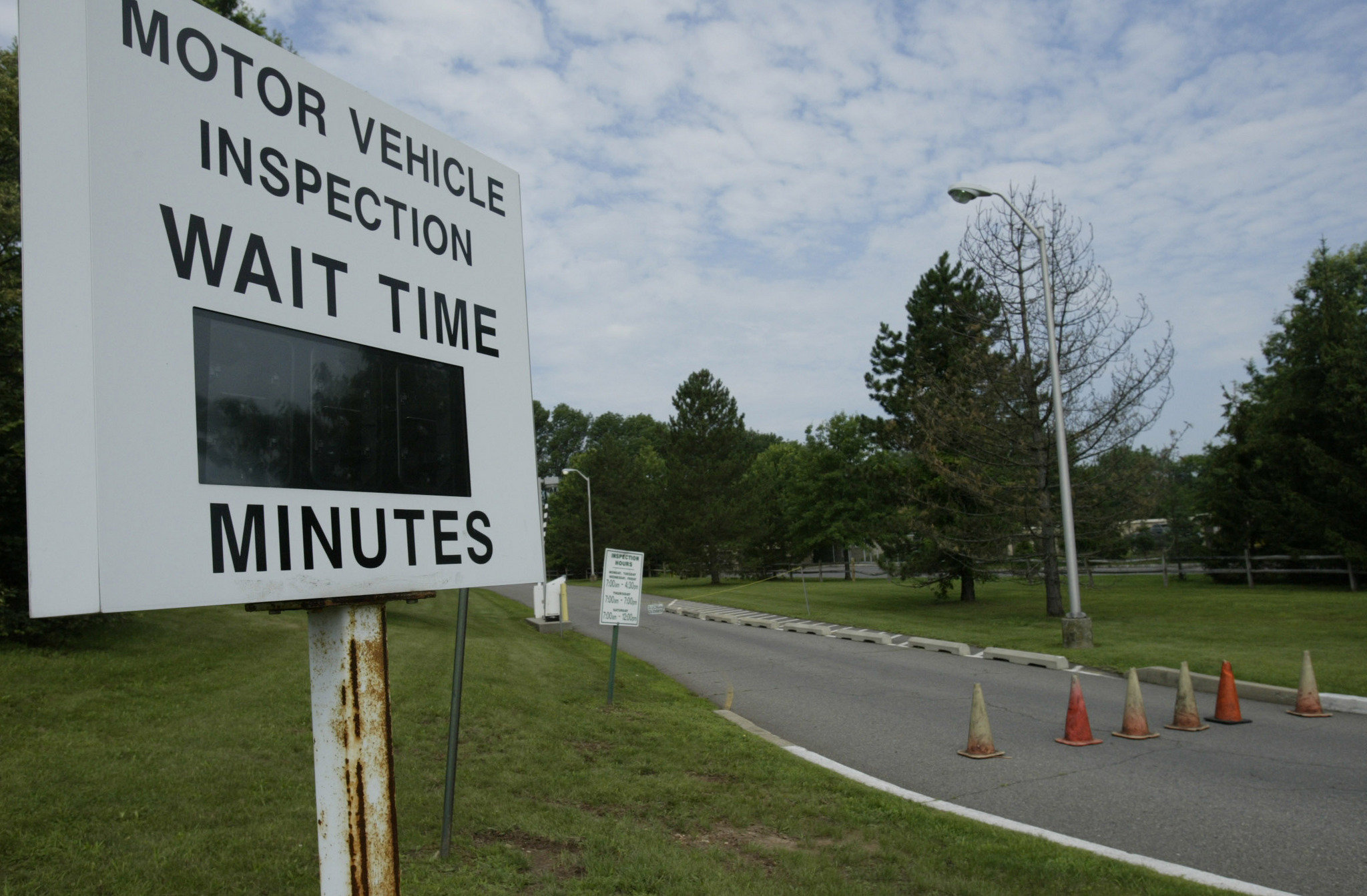 Nj motor vehicle address change for Motor vehicle inspection station ancora nj hours