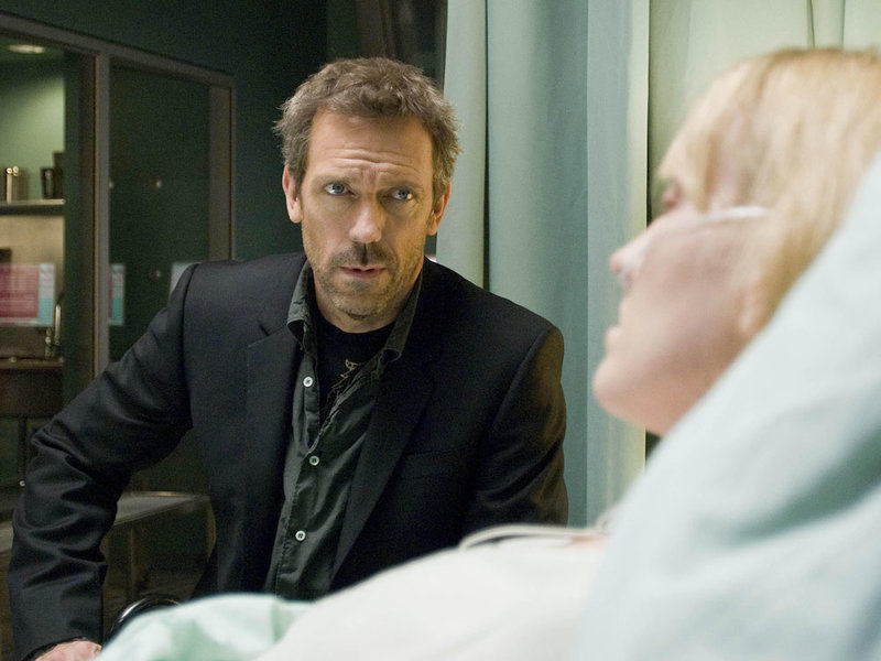 Classify Dr House Where Could He Pass