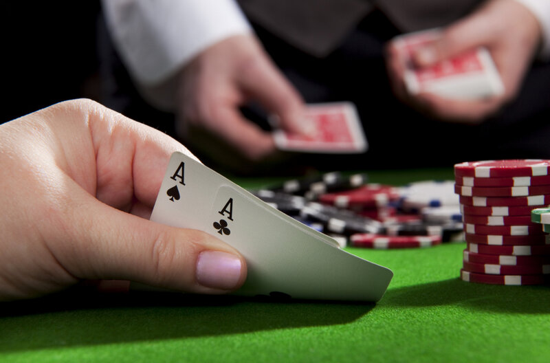 Want To Clean Up At Poker? Study Physics  NPR