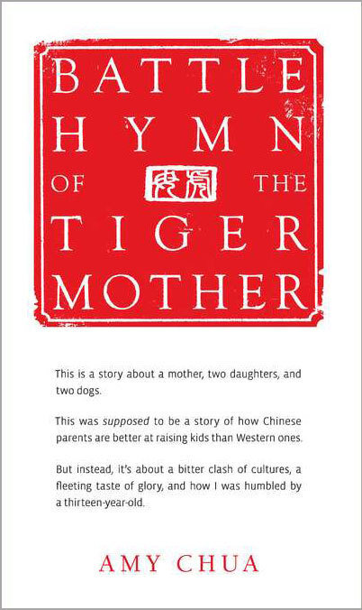 Tiger Mothers Raising Children The Chinese Way  NPR