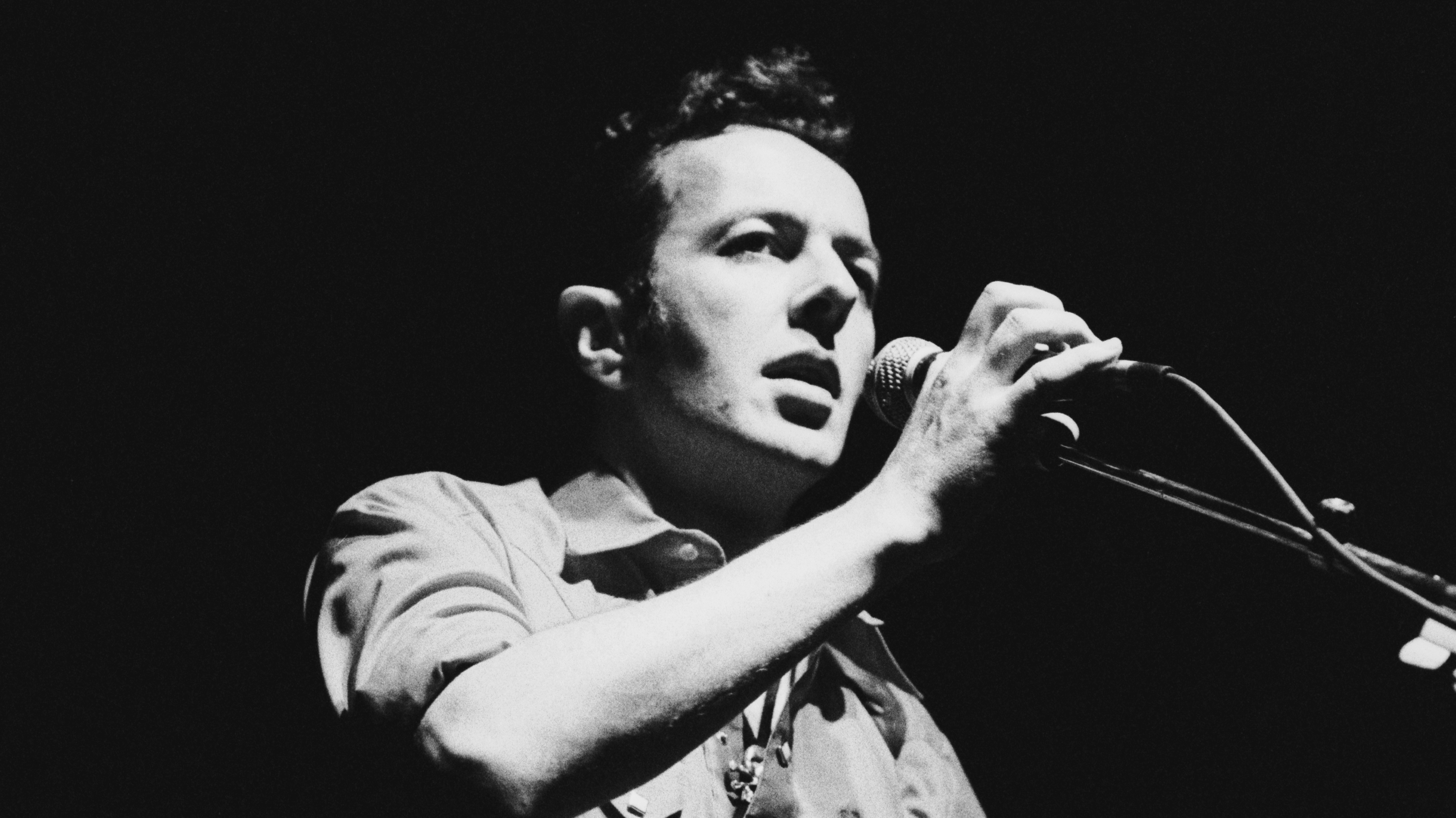 Cool Race Car Wallpaper Joe Strummer S Life After Death Npr