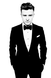 Justin Timberlake Suits Up And Steps Out : The Record : NPR