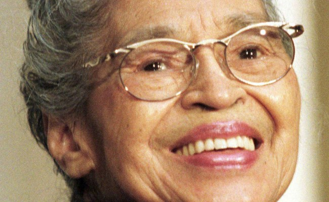 Rosa Parks Statue Capitol S First Of African American