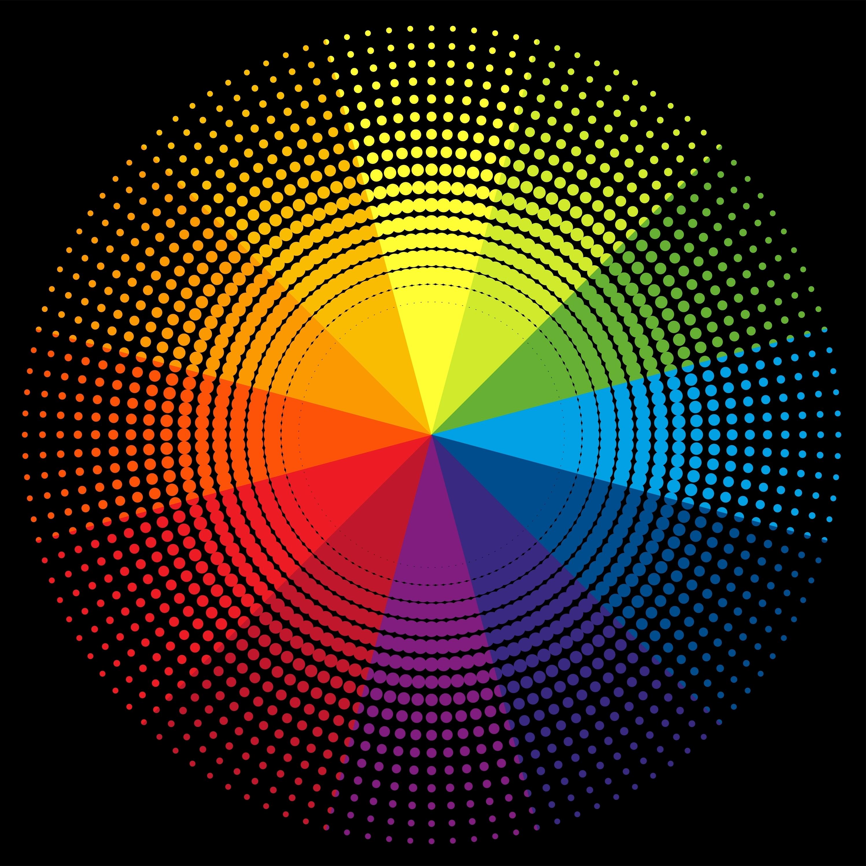 3d Rainbow Psychedeli Wallpaper Interview Jude Stewart Author Of Roy G Biv Npr