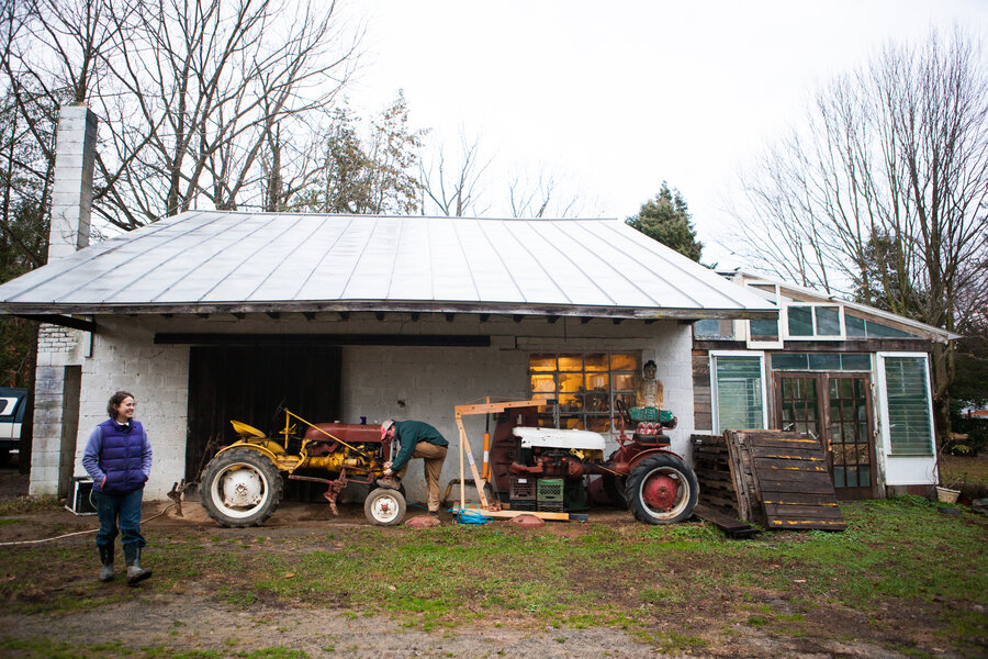 Here'S How Young Farmers Looking For Land Are Getting Creative