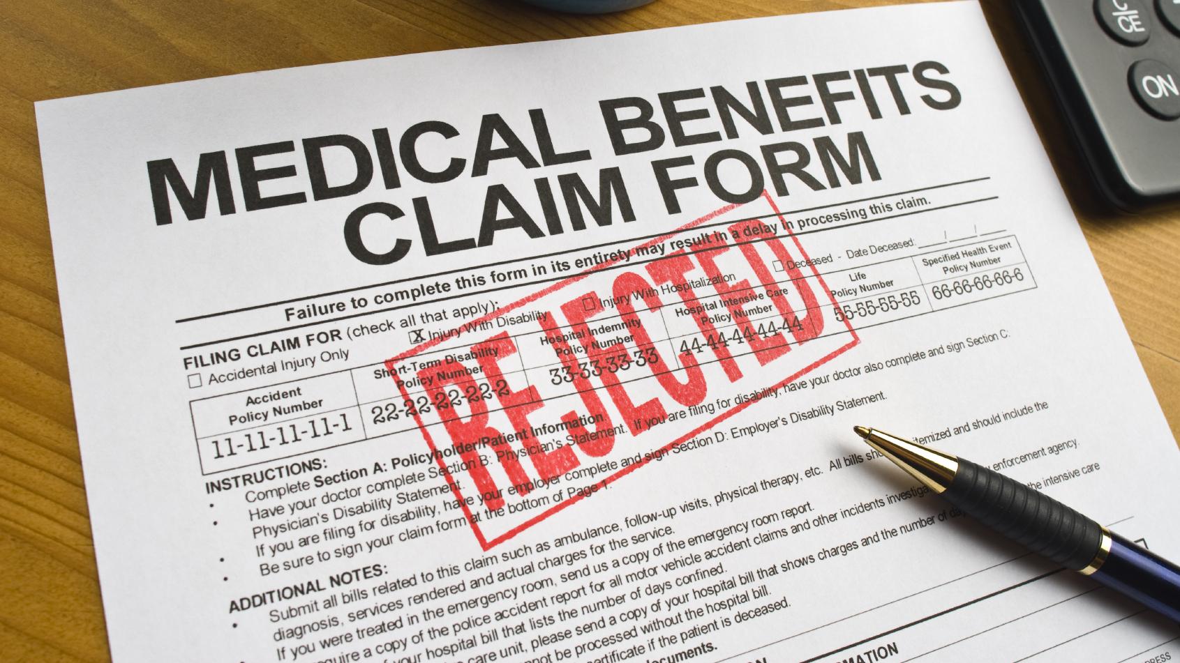 letter for insurance claim