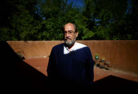 """Richard Rieckenberg is a former head of mass care for the American Red Cross and a retired Navy chief engineer for nuclear submarines. """"I think that they lost confidence in their ability to do the right thing,"""" he says, """"and they did the next best thing: 'What can we do to make people think we're doing the right thing?' """""""