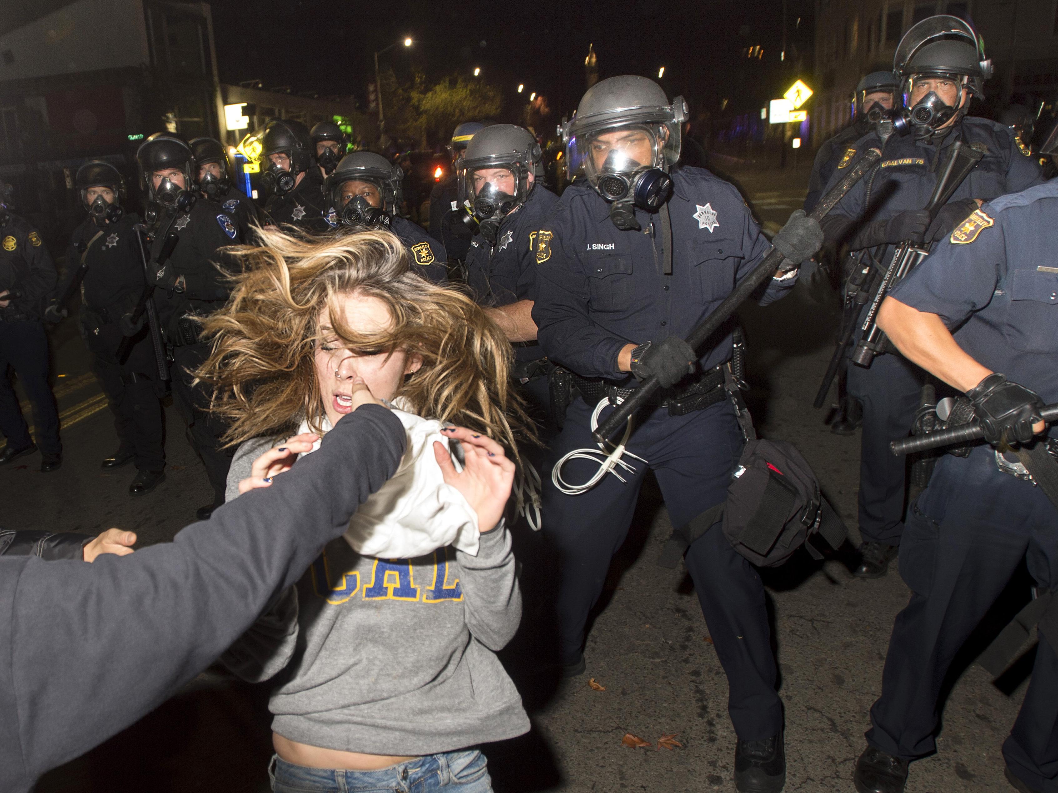 Student Calendar Uc Berkeley Berkeley Summer Sessions Live Learn Grow Protests Over Police Killings Turn Violent In Berkeley