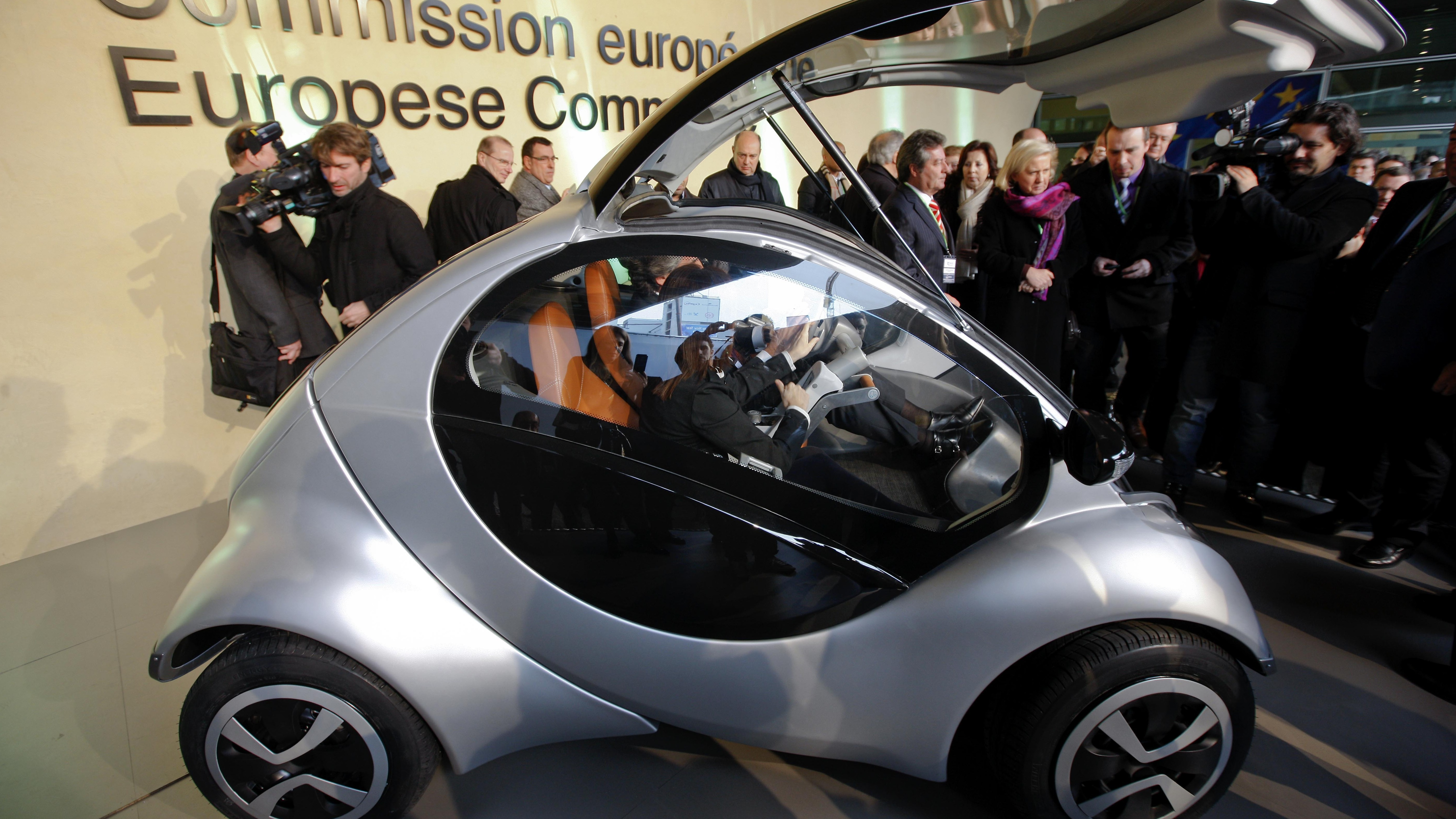 Electric Cars Information How A Folding Electric Vehicle Went From Car Of The Future