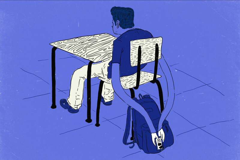 How To Get Students To Stop Using Their Cellphones In Class  NPR Ed