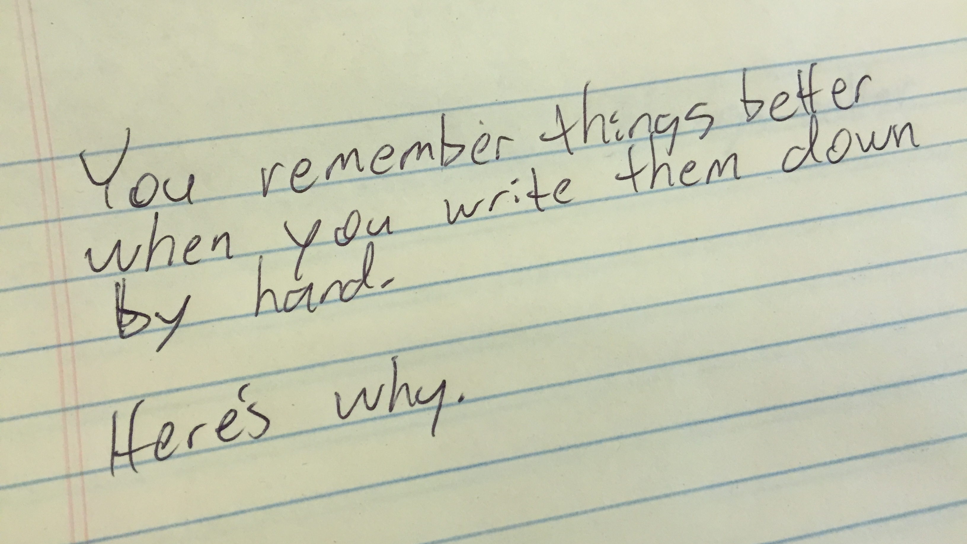 Book Quotes Wallpaper Cursive Taking Notes By Hand May Be Better Than Digitally