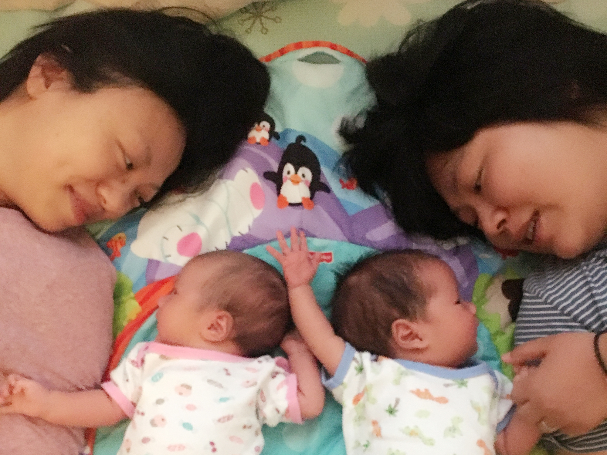 Newborn Babies Passport Undaunted By China 39;s Rule Book Lesbian Couple Welcomes