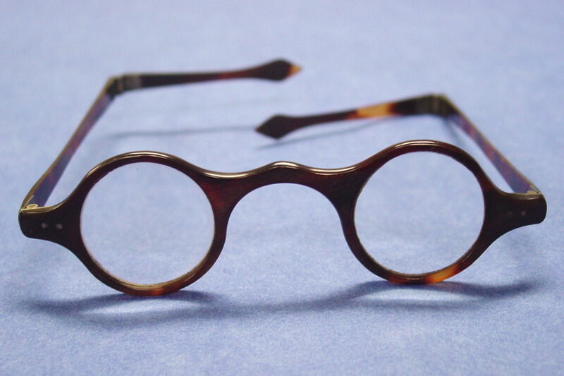 What Did Nearsighted Humans Do Before Glasses?  Shots - Health News