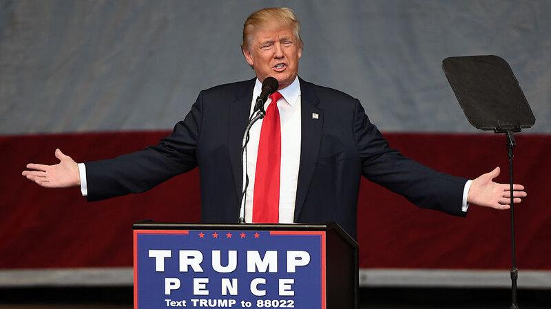 Donald Trump Caught On Tape Making Vulgar Remarks About Women  NPR