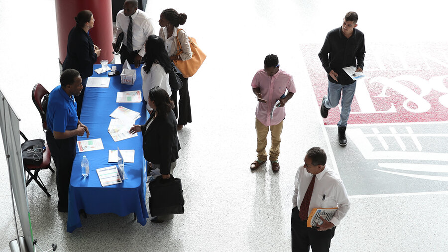 US Added 156,000 Jobs In December; Hourly Wages Rose 10 Cents