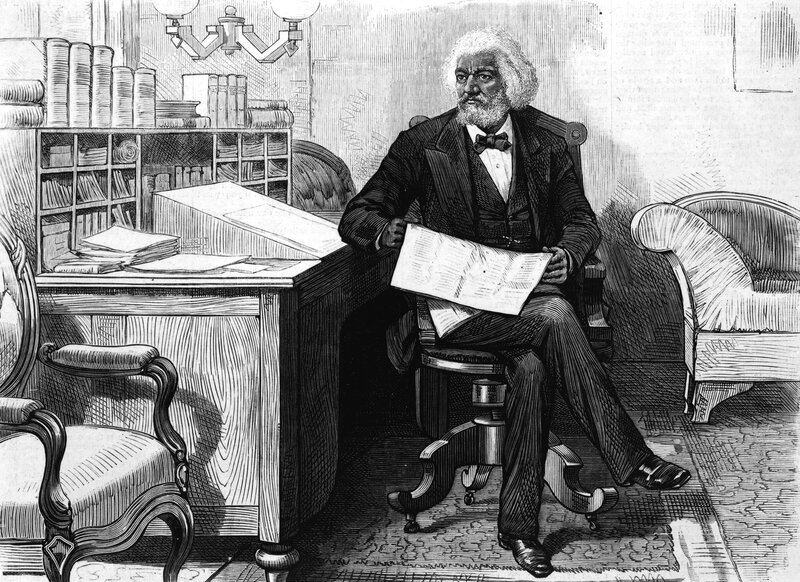 Frederick Douglass On How Slave Owners Used Food As A Weapon Of