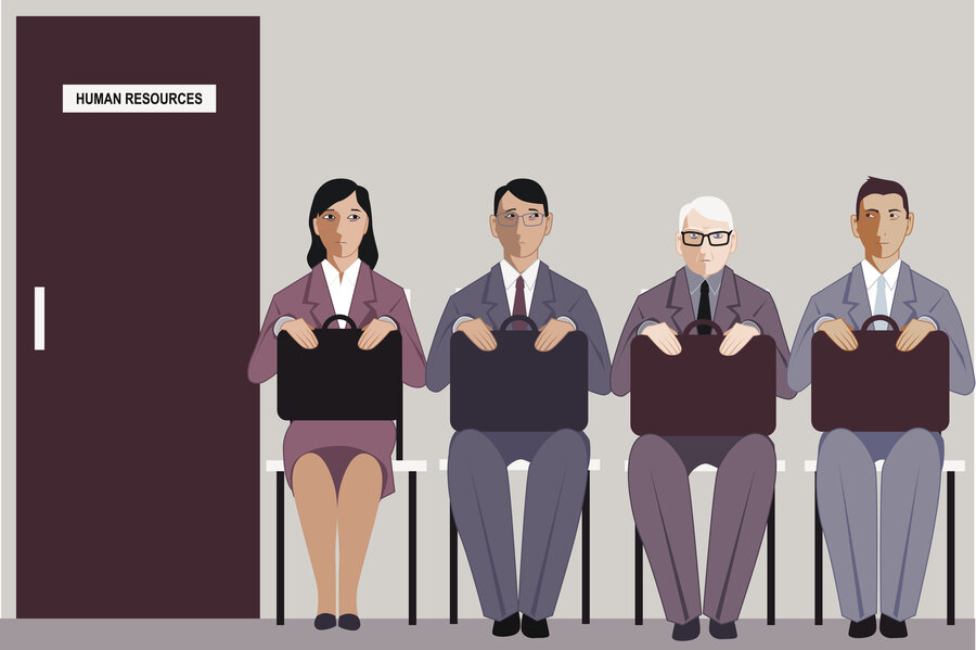 Age Discrimination Too Much Experience To Be Hired? Some Older