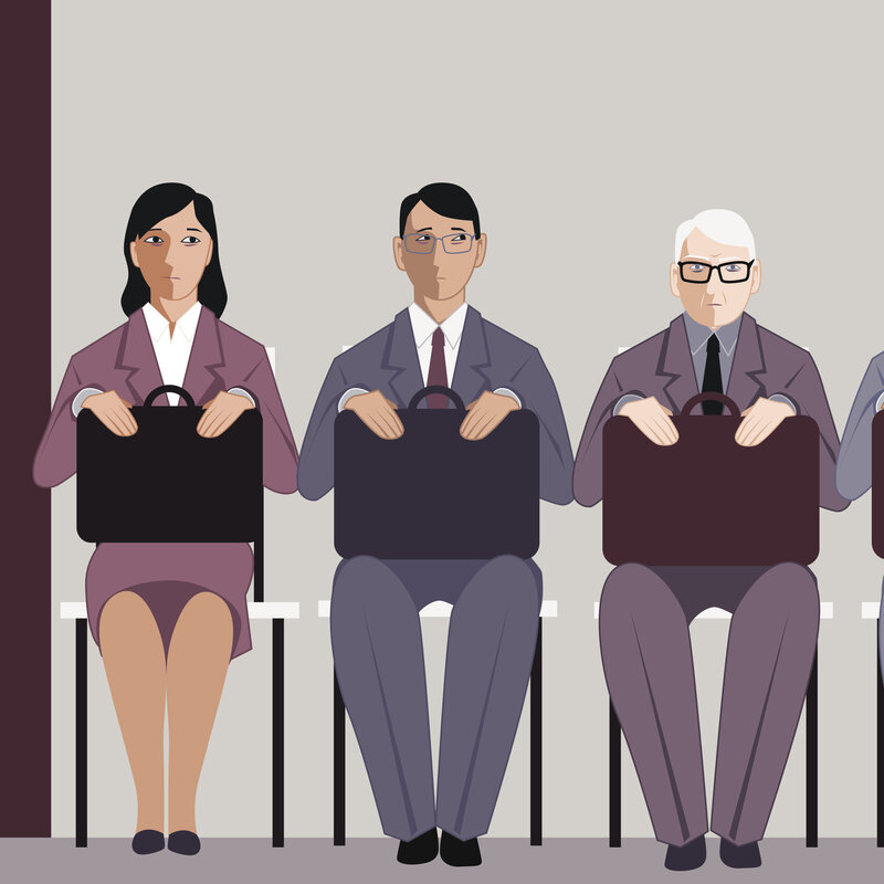 Older Workers Find Age Discrimination Built Right Into Some Job
