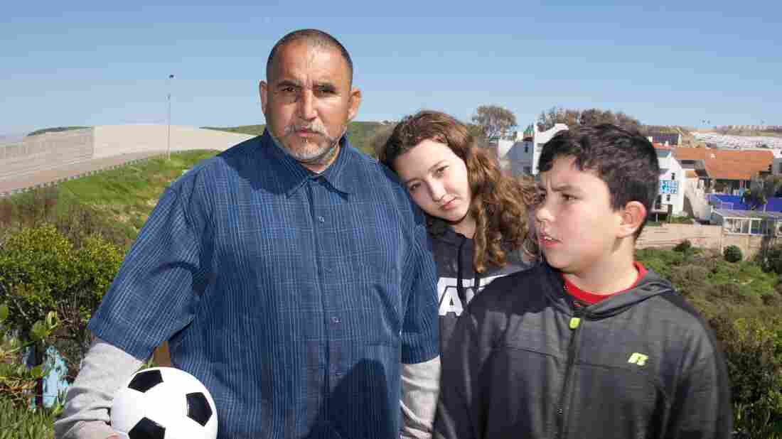 With A Deported Father, California Teen Lives Life Between Borders  NPR