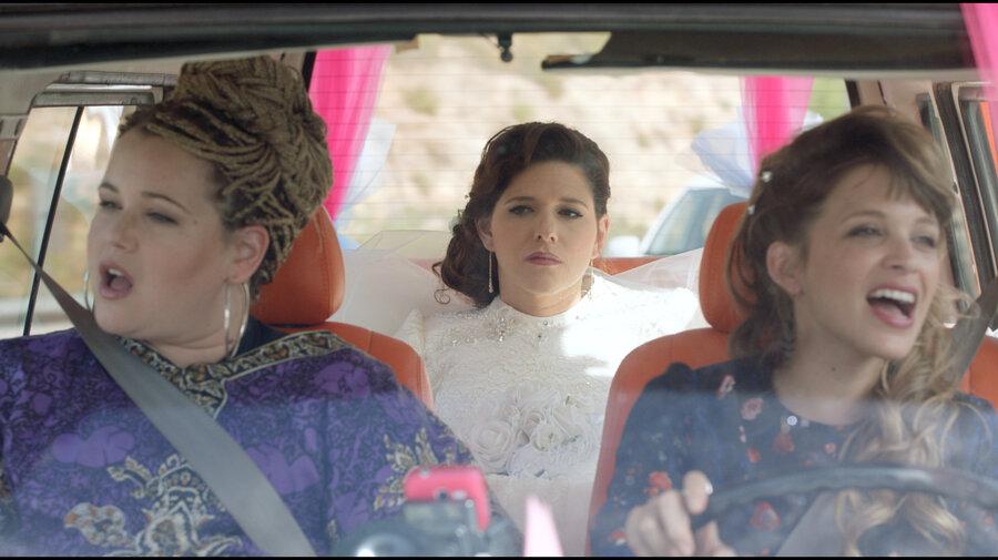 An Orthodox Bride Makes An Unorthodox Decision In \u0027The Wedding Plan - wedding plan