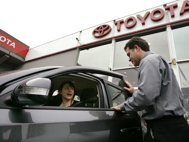 Buying A Car? What To Look For When You Take A Test Drive  NPR