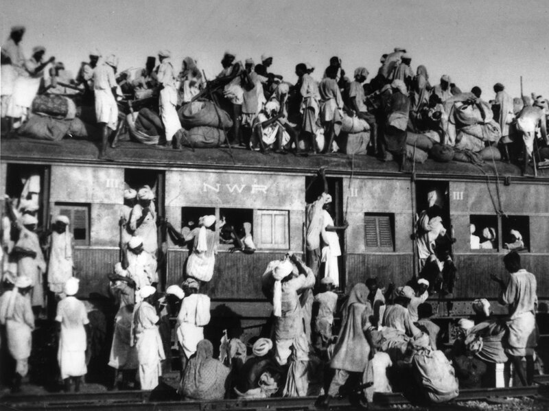 As India And Pakistan Mark 70 Years Of Independence, An Archive