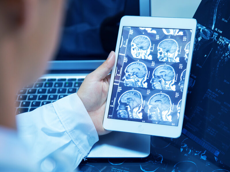 Scanning The Future, Radiologists See Their Jobs At Risk  All Tech