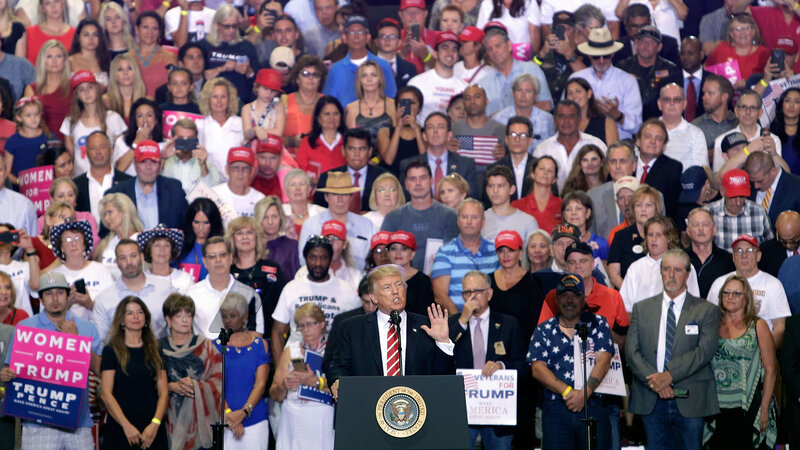 Majority Of White Americans Say They Believe Whites Face