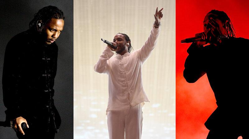 The Prophetic Struggle Of Kendrick Lamar\u0027s \u0027DAMN\u0027  NPR